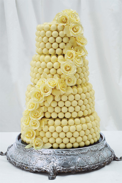 Wedding Cakes Cape Town Kanya Hunt Lindt Chocolate